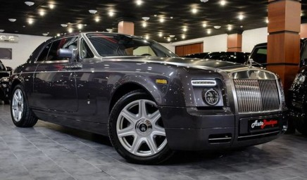 079 Rolls Royce Phantom Coupe