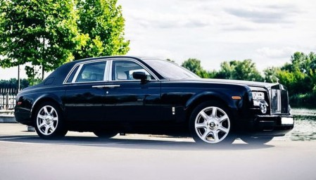 348 Rolls Royce Phantom 2008