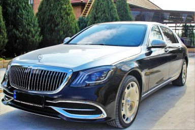 355 Mercedes Benz Maybach S400 2016